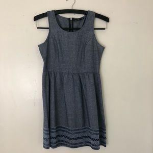 Doe & Rae Chambray dress
